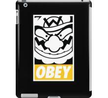 OBEY WARIO iPad Case/Skin