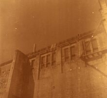 sepia powerhouse by Soxy Fleming