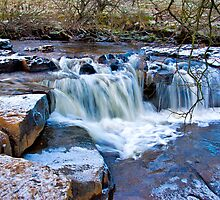Wain Wath Force - Yorks Dales by Trevor Kersley