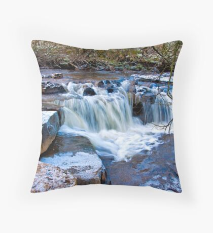 Wain Wath Force - Yorks Dales Throw Pillow