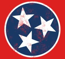 Tennessee State Flag T-shirt T-Shirt