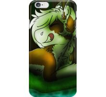 Shire in the grass iPhone Case/Skin