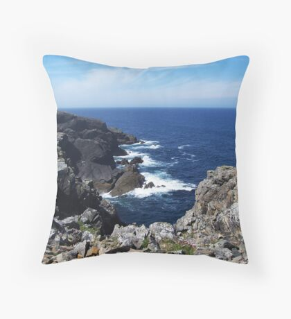 The Butt of Lewis. Throw Pillow