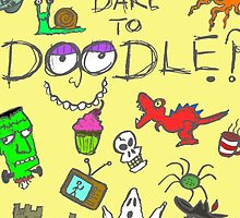 Dare to Doodle? by SimplyMrHill