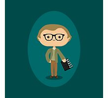 Woody Allen Photographic Print