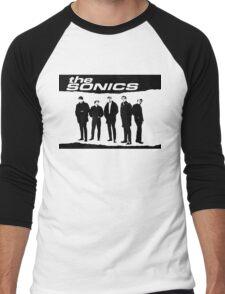 The Sonics T-Shirt Men's Baseball ¾ T-Shirt