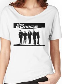The Sonics T-Shirt Women's Relaxed Fit T-Shirt