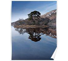 Loch Awe, Scotland, United Kingdom Poster