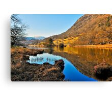 Rydal Water Views Canvas Print