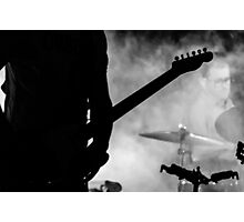 Calexico Live in Italy  Photographic Print