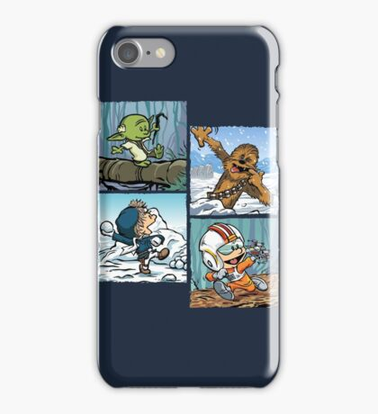 Playful Rebels iPhone Case/Skin