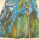 """""""flying fish"""" by myeymyart"""