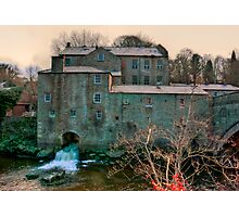 Yore Mill - Aysgarth Yorks Dales Photographic Print