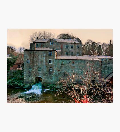 Yore Mill - Aysgarth Yorks Dales Photographic Print