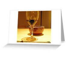 Bordeaux .. Greeting Card