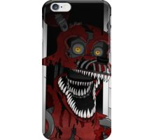 Five Night At Freddy's 4 Nightmare Foxy iPhone Case/Skin