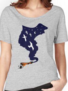 shooting bird Women's Relaxed Fit T-Shirt