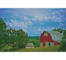 Over Yonder Photographic Print