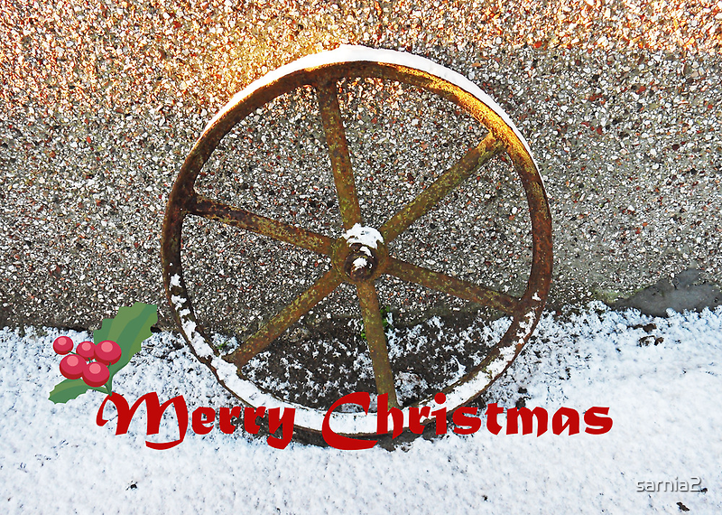 'Wheelie' Wonderful Christmas time! by sarnia2