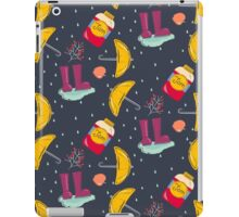 Season of rains. iPad Case/Skin
