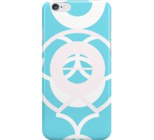 Abstract vector background iPhone Case/Skin
