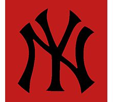 Yankees Photographic Print
