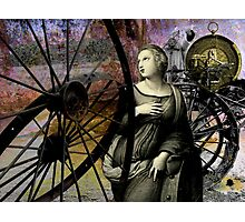 Catherine's wheels Photographic Print