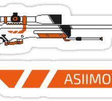 AWP ASIIMOV Sticker
