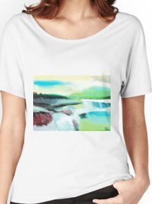 Constructing Reality 1 Women's Relaxed Fit T-Shirt