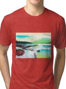 Constructing Reality 1 Tri-blend T-Shirt