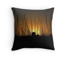 Dawn Rushes In ! Throw Pillow