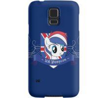UK Ponycon Logo Samsung Galaxy Case/Skin
