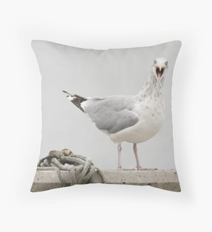 American Idol Reject Throw Pillow