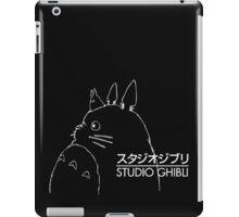 Studio Ghibli Inspired Totoro iPad Case/Skin