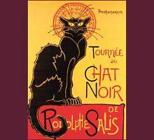 Le Chat Noir Vintage Poster T-Shirt