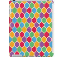 Retro Hexagons iPad Case/Skin