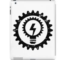 Gear-Power&Light-Black iPad Case/Skin