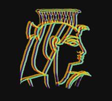 Egyptian Goddess head Unisex T-Shirt