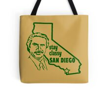 Stay Classy, San Diego Tote Bag