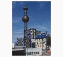 Waste Incineration Plant, Vienna Austria Kids Clothes