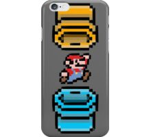 Super Mario Portal iPhone Case/Skin