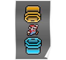 Super Mario Portal Poster