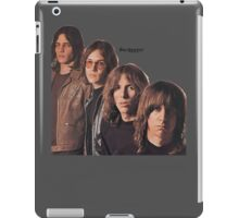 Iggy Pop The Stooges T-Shirt iPad Case/Skin