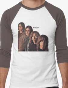 Iggy Pop The Stooges T-Shirt Men's Baseball ¾ T-Shirt