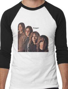 Iggy Pop The Stooges T-Shirt Men's Baseball ¾ T-Shirt