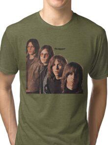 Iggy Pop The Stooges T-Shirt Tri-blend T-Shirt