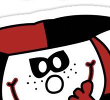 Harley Quinn - Little Miss Trouble Sticker