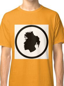 Black Head Logo Classic T-Shirt