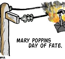 Mary Poppins Day of Fate. by Blakhuma