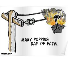 Mary Poppins Day of Fate. Poster